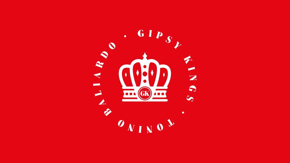 graphiste logo gipsy kings